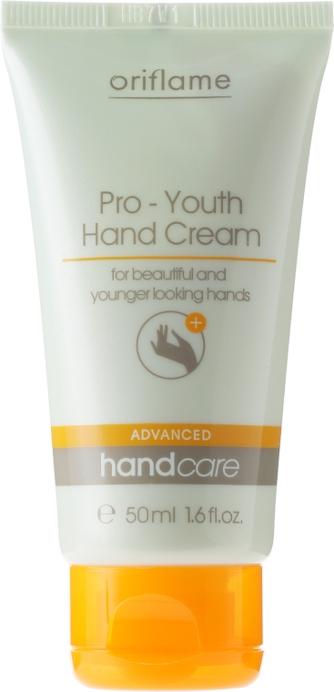 Przeciwstarzeniowy krem do rąk - Oriflame Hand Care Pro-Youth Hand Cream