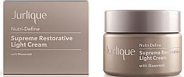 Kup Lekki rewitalizujący krem przeciwstarzeniowy do twarzy - Jurlique Nutri-Define Supreme Restorative Light Cream