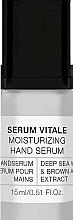 Kup Serum do rąk - Alessandro International Spa Serum Vitale Moisturizing Hand Serum
