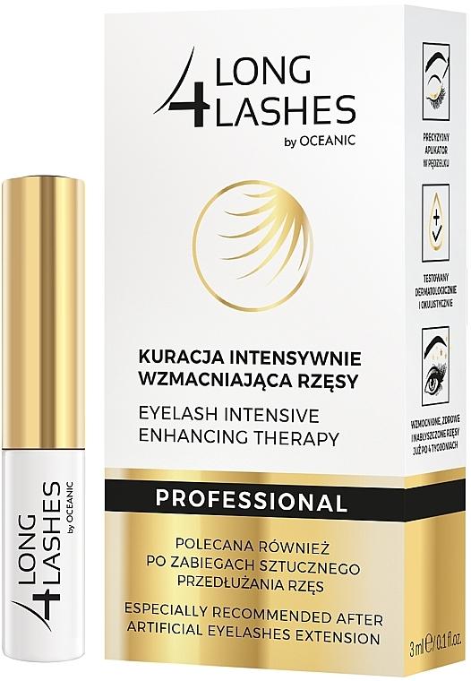 Kuracja intensywnie wzmacniająca rzęsy - Long4Lashes Eyelash Intensive Enhancing Therapy
