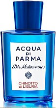 Kup Acqua di Parma Blu Mediterraneo Chinotto di Liguria - Woda toaletowa (tester bez nakrętki)