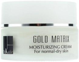 Kup Nawilżający krem do twarzy - Dr. Kadir Gold Matrix Moisturizing Cream
