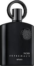 Kup Afnan Perfumes Supremacy Noir - Woda perfumowana