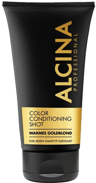Tonujący balsam do włosów - Alcina Color Conditioning Shot — фото N1