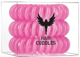 Kup Gumki do włosów, różowe, 3szt. - HH Simonsen Hair Cuddles Pink