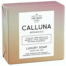 Kup Mydło w kostce - Scottish Fine Soaps Calluna Botanicals Luxury Soap