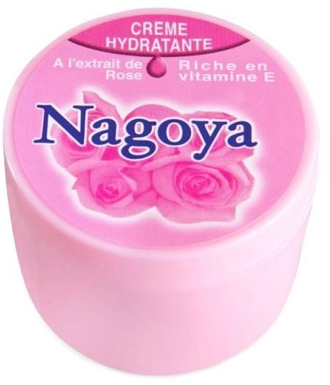 Nawilżający krem różany do ciała - Azbane Nagoya Rose Cream