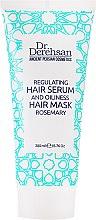 Kup Maska regulująca wydzielanie sebum do włosów przetłuszczających się Rozmaryn - Dr. Derehsan Hair Mask Rosemary
