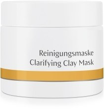 Kup Rozjaśniająca maska do twarzy - Dr. Hauschka Clarifying Clay Mask