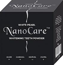 Kup Wybielający proszek do zębów - VitalCare White Pearl NanoCare Charcoal Teeth Powder