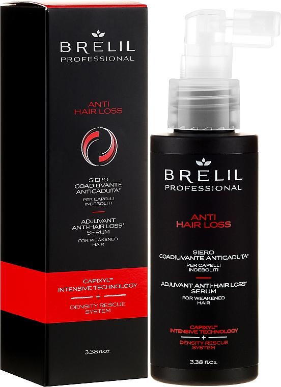 Serum przeciw wypadaniu włosów - Brelil Anti Hair Loss Serum — фото N1