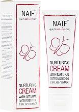 Kup Pielęgnujący krem dla dzieci z naturalnym olejem z nasion bawełny - Naïf Baby Nurturing Cream