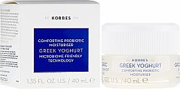 Kup Nawilżający krem do cery normalnej i mieszanej - Korres Greek Yoghurt Comfort Probiotic Moisturiser