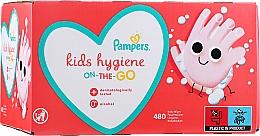 Kup Chusteczki nawilżane dla niemowląt, 12 x 40 szt. - Pampers Kids On The Go