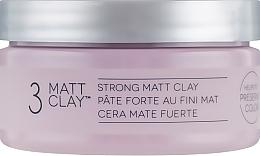 Modelująca glinka do włosów - Revlon Professional Style Masters Matt Clay — фото N2