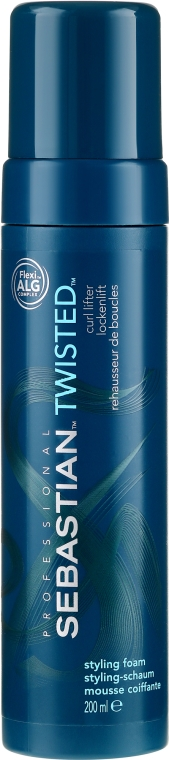 Pianka do modelowania loków - Sebastian Professional Twisted Curl Lifter Foam — фото N1
