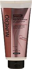 Kup Upiększająca maska do włosów Olej makasarski - Brelil Numero Hair Professional Beauty Macassar Oil Mask