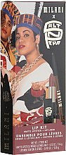 Kup Zestaw - Milani Salt-N-Pepa Lip Kit (lipstick/3.6/g + lip/liner/0.35/g)