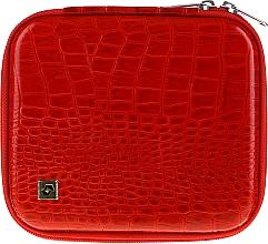 Kup Etui na przybory do manicure'u, CS-08, czerwone - Staleks Pro Case For Manicure Tools