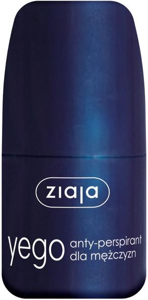 Antyperspirant w kulce dla mężczyzn - Ziaja Yego