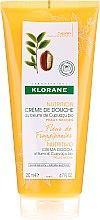 Kup Krem pod prysznic - Klorane Cupuacu Frangipani Flower Nourishing Shower Cream