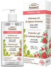Kup Ochronny żel do higieny intymnej Kora dębu i żurawina - Green Pharmacy Pharma Care