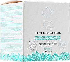 Kup Białe masło oczyszczające do cery normalnej i mieszanej - Natura Siberica The Northern Collection