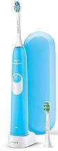 Kup Soniczna elektryczna szczoteczka do zębów, niebieska - PHILIPS Sonicare HX6212/87