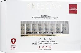 Kup Panaceum na rzednące włosy dla kobiet - Labo Crescina HFSC 200 Re-Growth Woman