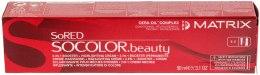 Kup Farba do włosów wzmacniająca intensywność koloru 2 w 1 - Matrix SoColor SoRED