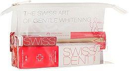 Kup Zestaw do zębów - Swissdent Extreme Promo Kit (t/paste 50 ml + mouth/spr 9 ml + t/brush + bag)