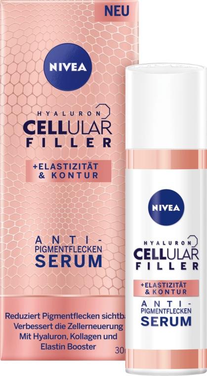 Odmładzające serum do twarzy - Nivea Cellular Anti-Blemish Serum