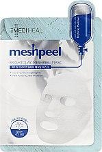 Kup Rozświetlająca maska w płachcie do twarzy - Mediheal Brightclay Meshpeel Mask