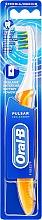 Kup Szczoteczka do zębów, pulsująca, średnia twardość, pomarańczowa - Oral-B Pulsar Pro-Expert