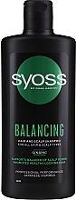 Kup Szampon z żeń-szeniem do wszystkich rodzajów włosów i skóry głowy - Syoss Balancing Ginseng Shampoo