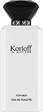 Kup Korloff Paris Korloff In White - Woda toaletowa