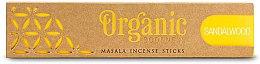 Kup Patyczki zapachowe - Song Of India Organic Goodness Sandalwood