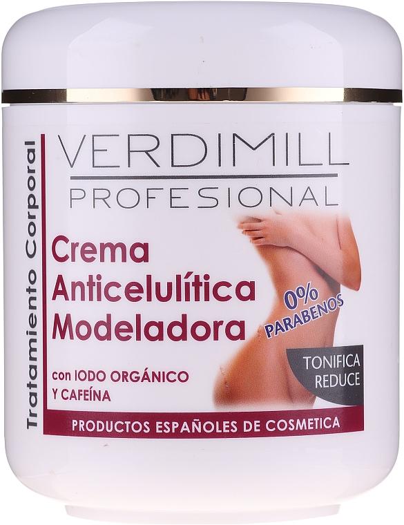Antycellulitowy krem do modelowania ciała - Verdimill Professional Anti-Cellulite Cream — фото N1
