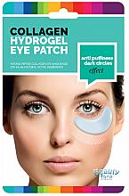 Kup Wygładzające kolagenowe płatki pod oczy przeciw cieniom i opuchliźnie - Beauty Face Collagen Hydrogel Eye Mask