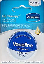 Kup Balsam do ust - Vaseline Lip Therapy Original Lips Balm