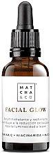 Kup Rozświetlające serum do twarzy - Matcha & Co Facial Glow Serum