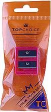 Kup Podwójna temperówka do kredek, 2199, różowa - Top Choice