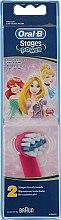 Kup Końcówki do szczoteczki elektrycznej dla dzieci EB10 Księżniczki - Oral-B Stages Power Disney
