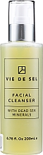 Kup Żel do mycia twarzy z minerałami z Morza Martwego - Vie De Sel Facial Cleanser