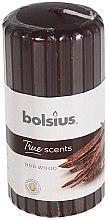 Kup Pieńkowa świeca zapachowa Drzewo agarowe, 120/58 mm - Bolsius True Scents Candle