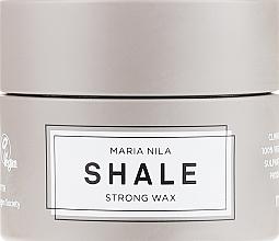 Kup Mocny wosk do stylizacji krótkich włosów - Maria Nila Shale Strong Wax