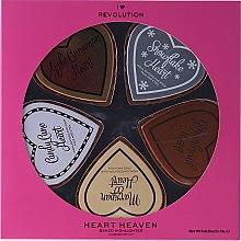 Kup Zestaw - I Heart Revolution Heaven (5 x highlighter 10 g)