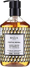 Kup PRZECENA! Naturalne mydło w płynie - Baïja Festin Royal Marseille Liquid Soap*