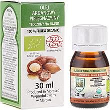 Kup Olej arganowy kosmetyczny 100% BIO, butelka szklana - Efas Argan Oil