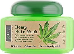 Kup Maska do włosów z konopi - Xpel Marketing Ltd Hair Care Hemp Hair Mask